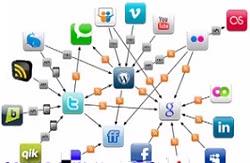 аккаунты соц сетей