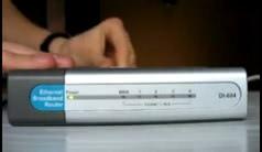 роутер d-link 604 внешний вид