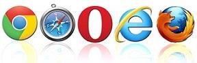 скорость интернет браузеров