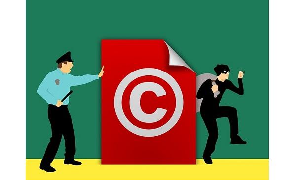 авторские права в интернете