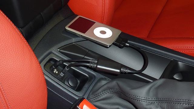 iPod в машине