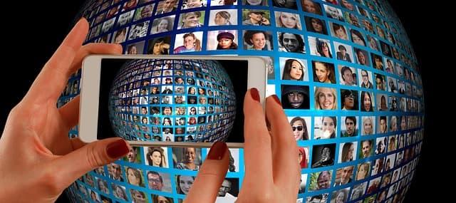 распознавание лиц в соцсетях